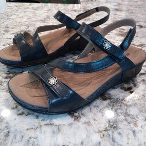 Romika Fidschi 54 Comfort Sandal Blue